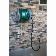 perfect and this roughneck garden hose reel