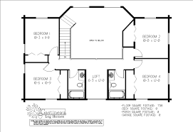 upper floor plan country estate collection