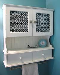 Bathroom Shelves With Towel Rack by Oak Bathroom Wall Cabinets Towel Bar New Bathroom Ideas