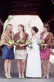 fur shawls for bridesmaids 14 best wedding fur shawls images on winter weddings