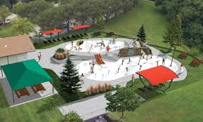 Mahoney State Park Map by Zip Lines Alpine Slide Rock Climbing Walls And More Planned In