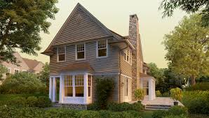 deer pond shingle style home plans by david neff architect