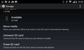 sd card for android how to format sd card in android androidwala android wala