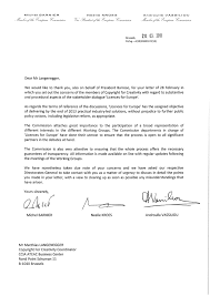 Rent Verification Letter Barneybonesus Unique Letter To European Commissioners Feb Cc With