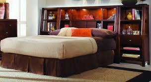 bed mission bookcase espresso bookcase white iron headboard bed