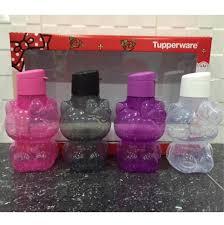 tupperware kitty eco bottle 425ml 1 logon