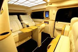 Custom Cadillac Escalade Interior Customized Cadillac Escalade Comes With A Bar Home Theater Gold