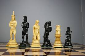Futuristic Chess Set Chess Sets From The Chess Piece Online Store