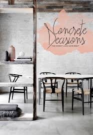 Kitchen And Dining Design by Living The Trend Concrete Kitchen U0026 Dining Room Design Dine X