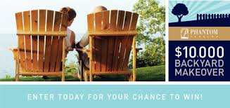 Diy Backyard Makeover Contest by Diy Backyard Makeover Sweepstakes Outdoor Furniture Design And Ideas