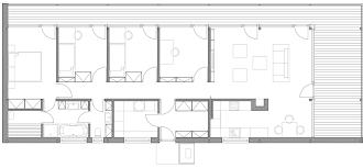 2 Family House Plans Gallery Of Family House Mseno Stempel U0026 Tesar Architekti 13