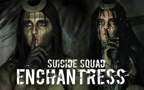 enchantress squad dc comics halloween makeup cosplay