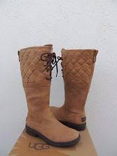 s ugg australia elsa boots ugg australia s zip us size 10 ebay