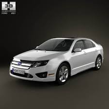ford fusion 2010 price ford fusion sport 2010 3d model from humster3d com price 75