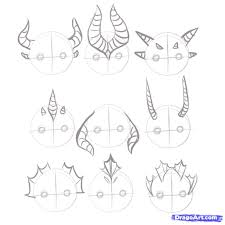 drawing dragons step step draw easy dragons stepstep