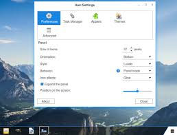 Awn Applets Zorin Os The Linux Distribution For Windows Xp And 7 Fans Linux