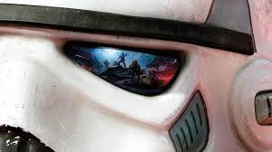 star wars battlefront stormtrooper eye reflection 1920x1080