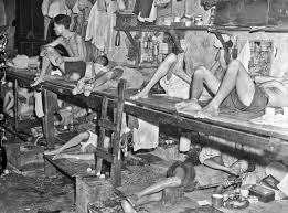 opium opium den in singapore 1941