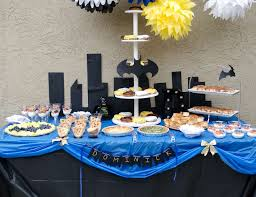 batman party ideas for a baby shower catch my party