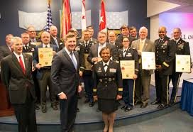 army recognizes community partnerships that saved millions in