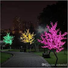 led tree 2018 new luz de led cherry blossom tree light luminaria 1 5m 1 8m