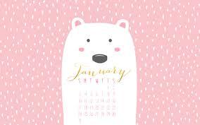 January Home Decor Unique Desktop Calendar January 2016 Throughout Inspiration Decorating