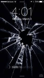 7 broken screen wallpapers for apple iphone 5 6 and 7 best