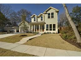 new construction old southern style westpark exterior great