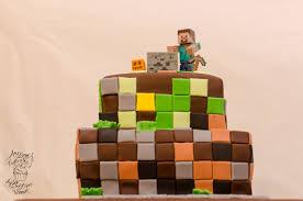 minecraft birthday cake u2013 olison u0027s cupcakes