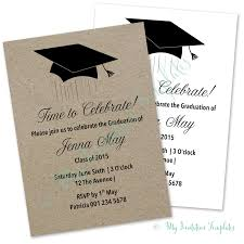 graduation announcements template graduation invitation template