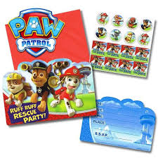 buy paw patrol party supplies build birthday nz