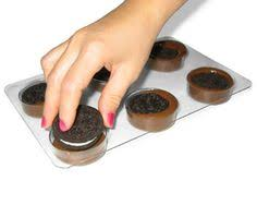 chocolate covered oreos tutorial level chocolate yummy kid