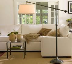 Table Lamps Without Shades Chelsea Sectional Floor Lamp Pottery Barn