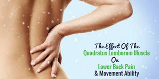 how to identify if your quadratus lumborum is in spasm