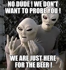Aliens Meme Creator - frustrated aliens meme generator imgflip