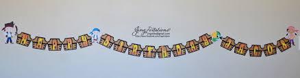 jake and the neverland pirates birthday invites jake and the neverland pirate chest banner jingvitations