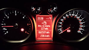 ford focus light on dashboard 2009 focus fix for no indicators outside temp hazard