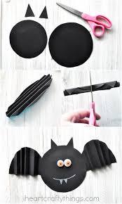 Halloween Craft Kids - best 25 bat craft ideas on pinterest diy halloween bats