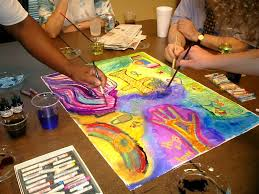 Beautiful Art Pictures by Art Therapy Makes Recovery Beautiful Alltreatment Com