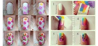 very easy valentine u0027s day nail art tutorials 2014 for beginners