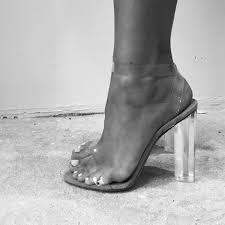 aliexpress com buy lanshitina 2017 fashion gladiator chunky heel