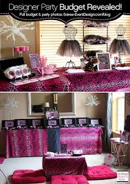 How Much Does It Cost For An Interior Decorator How Much Does A Designer Party Really Cost Soiree Event Design