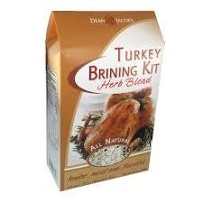 and flavor turkey brine dean jacob s turkey brining kit herb blend 24 5 oz includes
