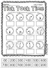 37 best year 1 time images on pinterest teaching time