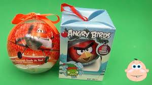 disney planes angry birds eggs toys