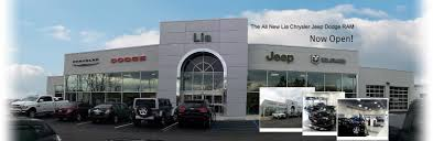 lia chrysler jeep dodge ram about our chrysler dodge jeep ram dealership schenectady