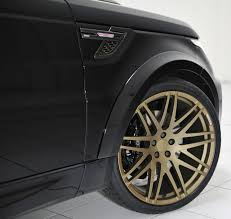 range rover rims 2017 2014 range rover sport startech widebody on 23 inch wheels looks