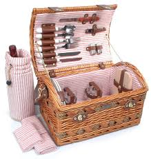 picnic basket for 2 beyond couture collection b 2 person willow picnic basket