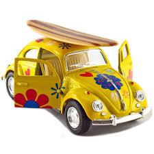 volkswagen yellow amazon com set of 4 5
