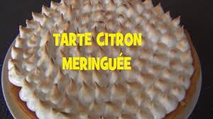 tarte au citron meringuée hervé cuisine tarte au citron meringuée hervé cuisine 100 images pâtisseries